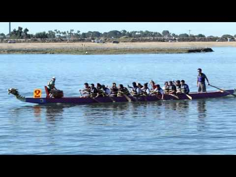 Lao Boat Festival Racing of San Diego California October 31, 2015 Full Race All Heats