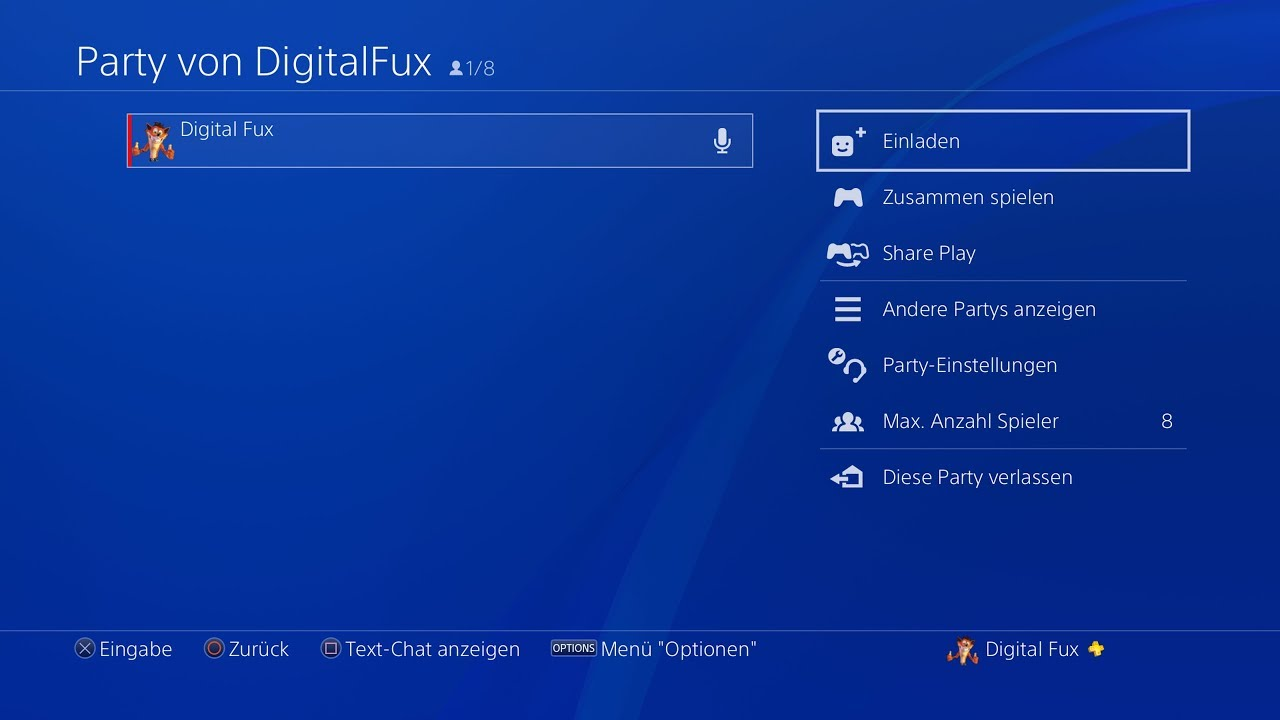PS4 Party Echo Fix Tutorial Lösung | german | PS4 Ton doppelt | deutsch