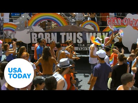 Pride celebrations filled the streets all throughout the month of June | USA TODAY