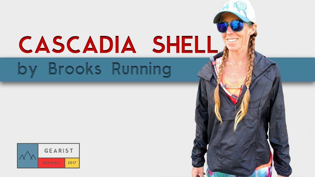 Brooks Cascadia Shell Review | Gearist
