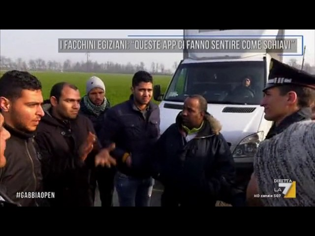 28/03/2017 - Su La Gabbia la lotta dei lavoratori Safim!