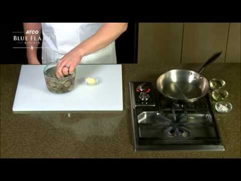 How to Clean and Cook Clams