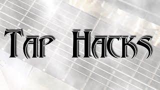 Tap Hack 7 Super Easy Chapman Stick Tutorial