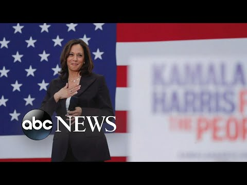 Sen. Kamala Harris ends presidential bid l ABC News