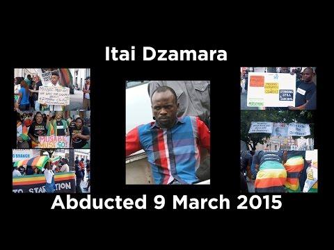 Democracy - Tribute to Itai Dzamara