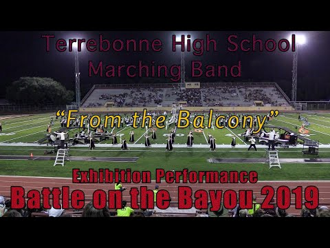 Battle On The Bayou 2019 -  Terrebonne High School Exhibition
