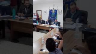 Insediamento del neo Sindaco di Sanza Vittorio Esposito e tutti i consiglieri
