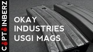 USGI Magazines by OKAY Industries (5.56/.223)
