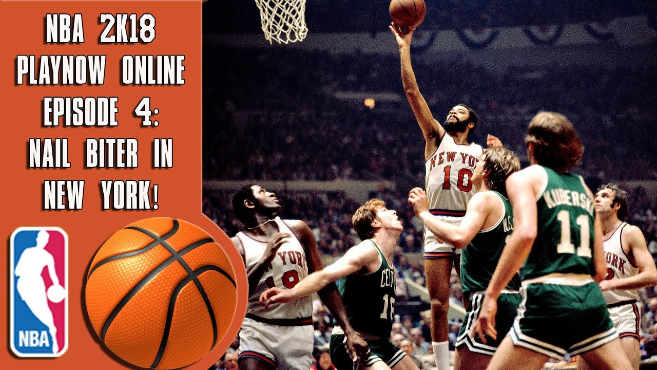 NBA 2K18 Play Now online - Nailbiter in New York! (Episode 4) - YouTube