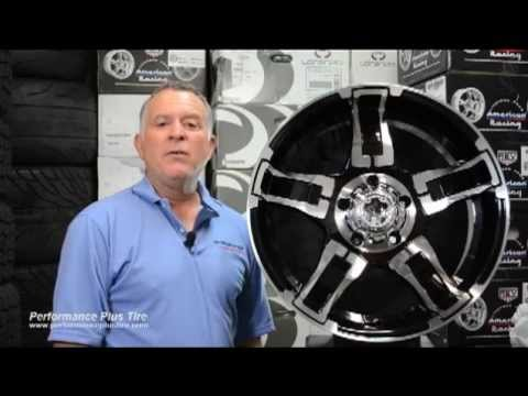 Performance Plus Tire Review - Ultra Type 194 Black Machined