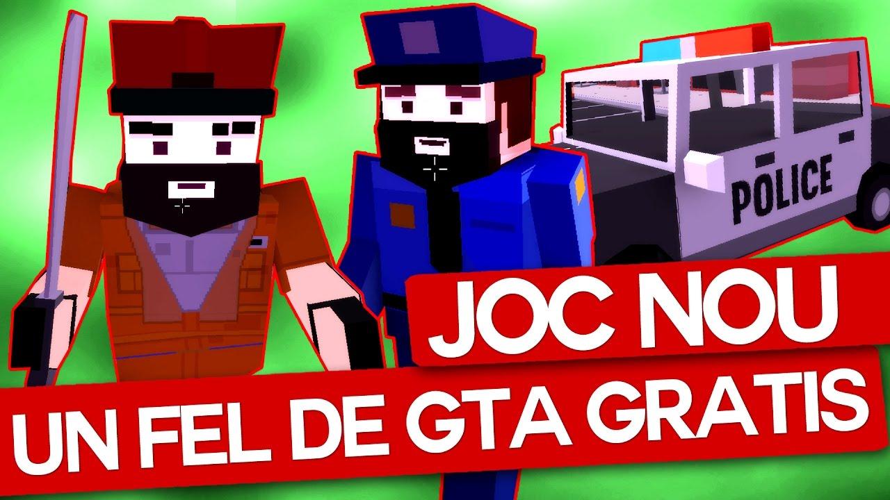 GTA + UNTURNED = JOC NOU GRATIS!