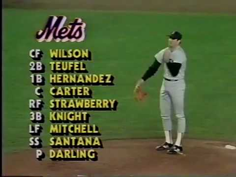 1986 World Series  Full Broadcast  Bonus Coverage 6 hours