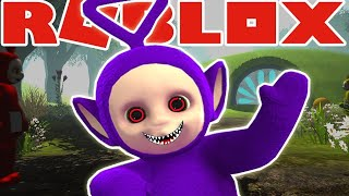 Ich fand teletubbies.exe in ROBLOX !?!