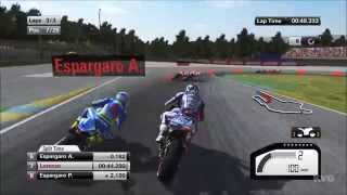 MotoGP 15 Gameplay (PC HD) [1080p]
