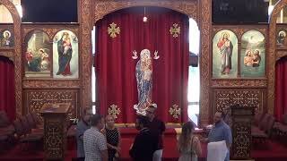 St. Mary St. John Coptic Orthodox Church Live Stream