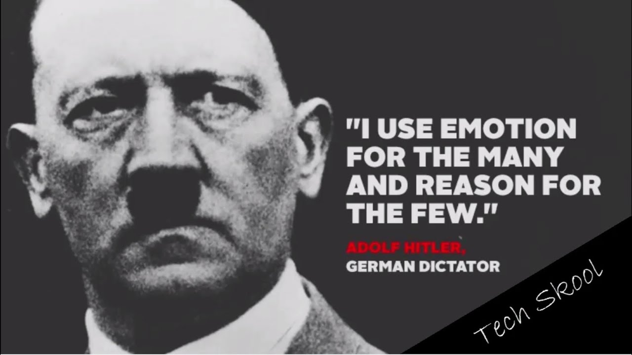 an overview of the hitlers evil dictatorship and the hatred towards the jewish people Adolf hitler's views and opinions of democracy hitler had a deep hatred of the social democratic party particularly people of aryan and jewish descent.