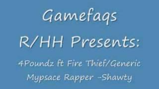 NEW 4Poundz - Shawty ft. Fire Thief