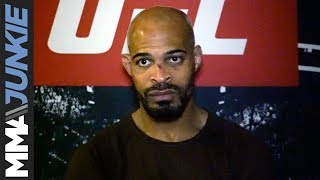 David Branch full post-UFC Fight Night 116 interview