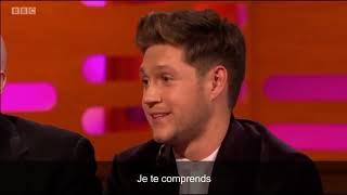 Niall Horan - Graham Norton show Vostfr
