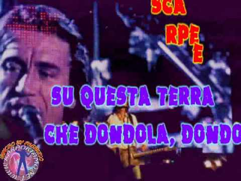 Ligabue - Ho Messo Via (karaoke - fair use)