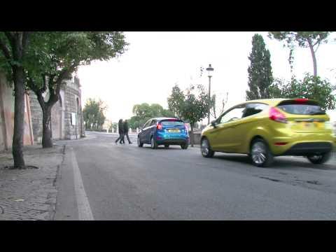 Active City Stop, più sicurezza in città con le tecnologie Ford