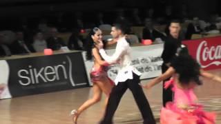 Download Video Adrian Esperon y Patricia Martinez - Campeonato de España 10 Bailes 2016 - Samba MP3 3GP MP4