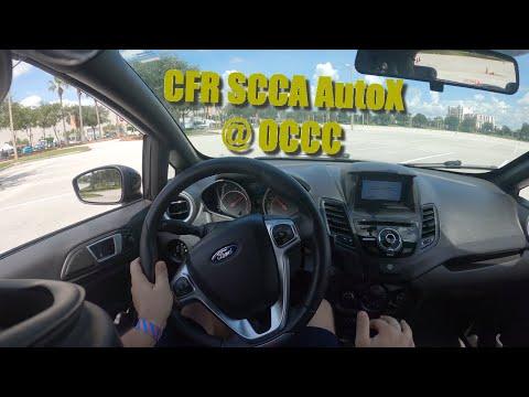 CFR SCCA AutoX