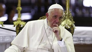 Pope Francis releases letter on sex abuse scandal