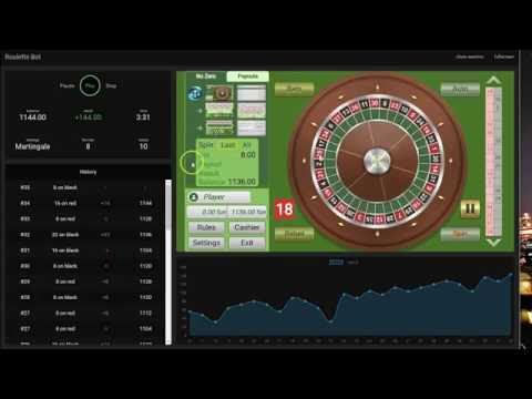 Free online roulette bot for Betvoyager Roulette Pro!