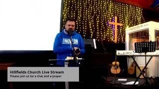 Live Stream | 22nd March 2020 | Hillfields Church