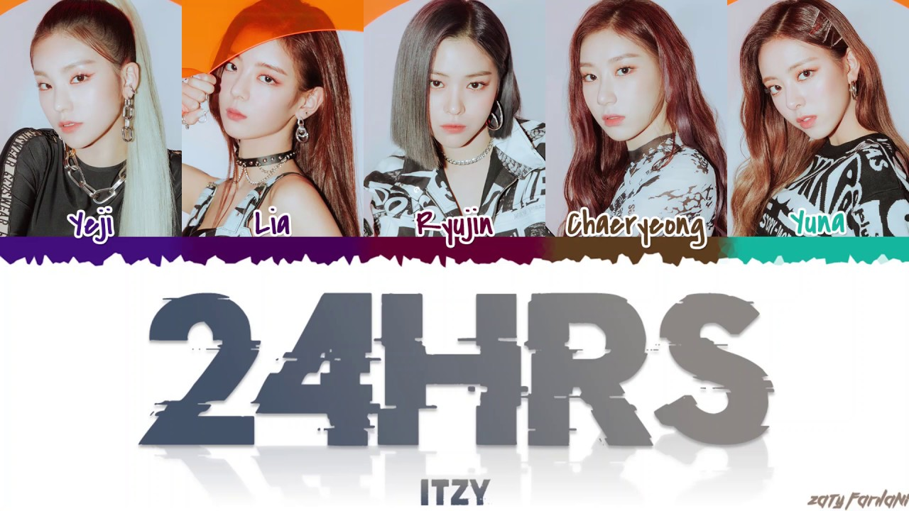 Download ITZY - '24HRS' Lyrics [Color Coded_Han_Rom_Eng]