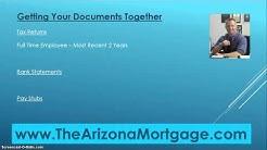 Financial Documents | Gilbert AZ Loan Officer | Arizona Mortgage | Home Commercial Loans | 6-1-15