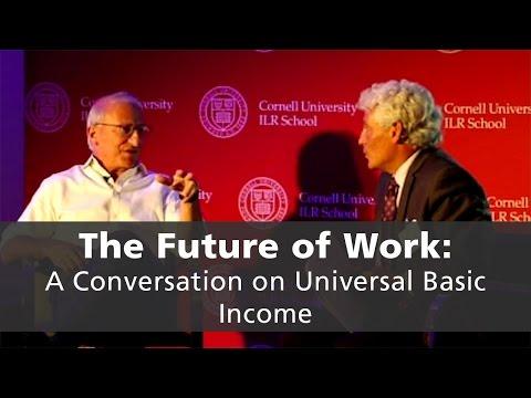 Universal Basic Income: A Response to Disruptive Technology