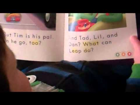 Toddler Reading at 35 months (Did Your Baby Can Read Program)