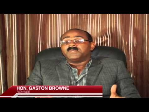 Documentary on the Hon. Gaston Browne, Prime Minister of Antigua and Barbuda