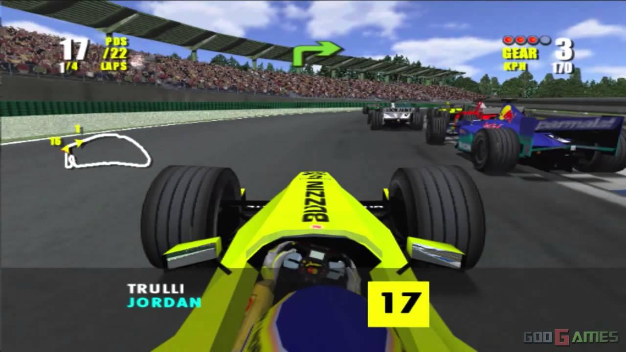Todos los juegos de Formula 1 - Saga completa - vandalnet