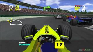 F1 Championship Season 2000 - Gameplay PS2 (Native Resolution + 16x MSA)
