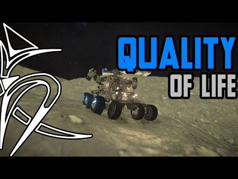 10 Quality of life improvements [Elite Dangerous]