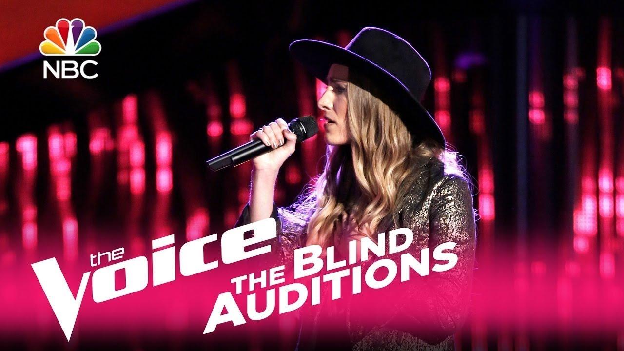 The Voice 2017 Blind Audition - Stephanie Rice: