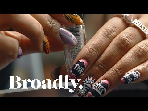 This Cult Nail Artist Has the World at Her Fingertips
