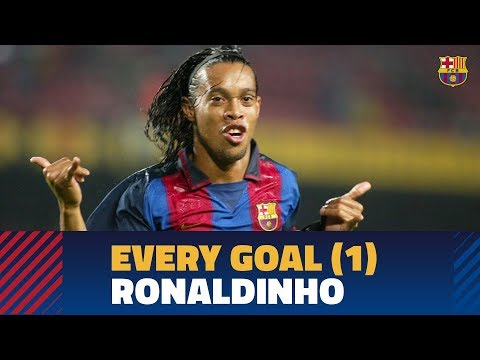 GOALS COMPILATION PART 1 | Ronaldinho (2003-2005)