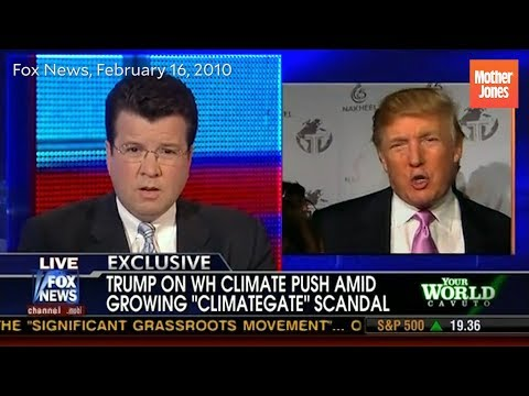 From Limbaugh to Trump: How Climategate Spread Through the Media