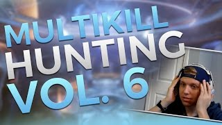 Halo 5 - Hunt for Multikill Vol. 6! (The Sweat)
