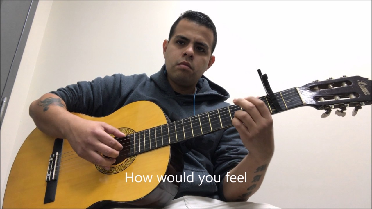 How Would You Feel (Paean) Acoustic Karaoke