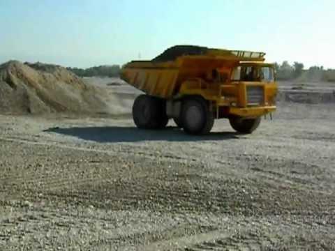 Dumper Truck Perlini DP366