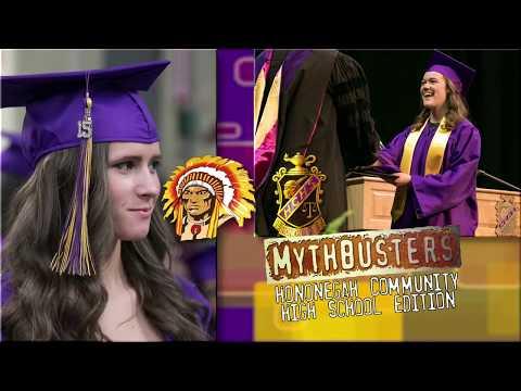 Hononegah High School - Mythbusters