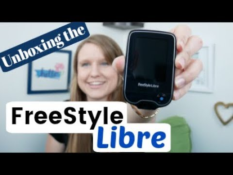 FreeStyle Libre Unboxing!