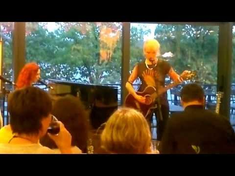 Jonsu&Emppu ,acoustic gig at Cafe Piritta on 22.05.2013