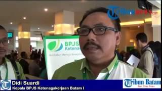 BPJS Ketenagakerjaan MoU Dengan Pemko Batam
