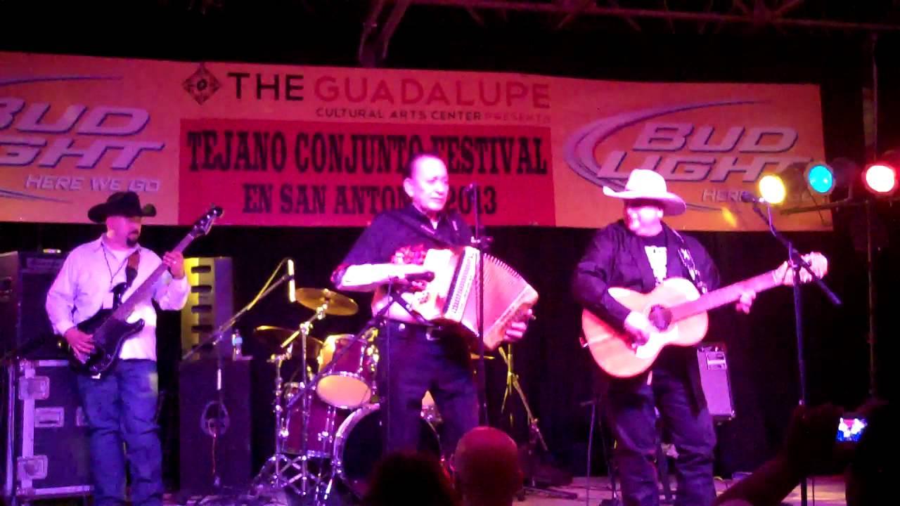 Flaco Jimenez 2013 Tex Mex Cojunto Festival San